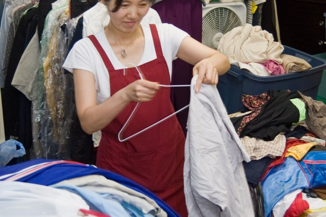 Yongsan Thrift Shop Recognized for Orphanage Donations
