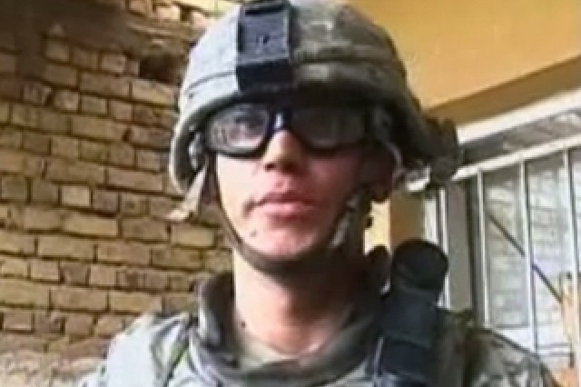 Staff Sgt. Jason Hellums, 10th Cavalry Regiment.