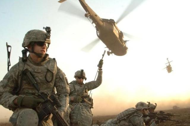 Air assault mission