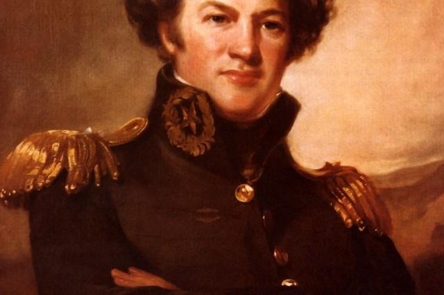 Maj. Gen. Alexander Macomb April 3, 1782 - June 25, 1841
