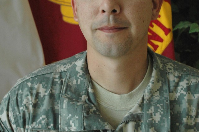 Staff Sgt. Anthony Marvan