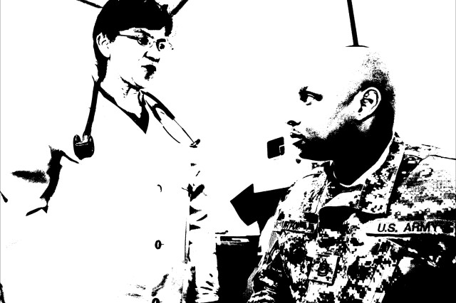Under the new RESPECT-MIL program, primary care doctors will screen all Soldiers for PTSD and depression symptoms.