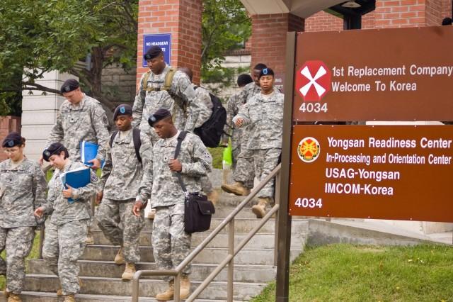 Yongsan Readiness Center