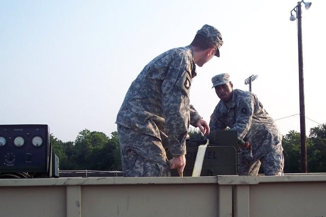 Texas Guard prepares for Hurricane Dolly
