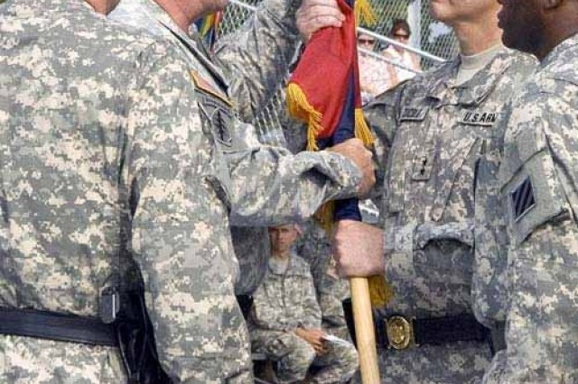 3rd Inf. Div. Changes Command