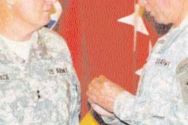 Maj. Gen. Lynch award