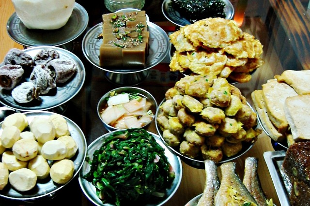 Korean Culture (food)