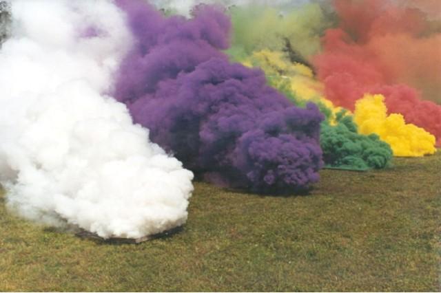 Smoke and Dye