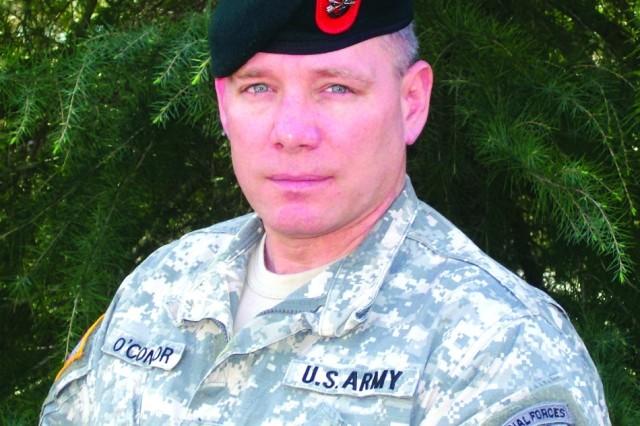 Master Sgt. Brendan O'Connor