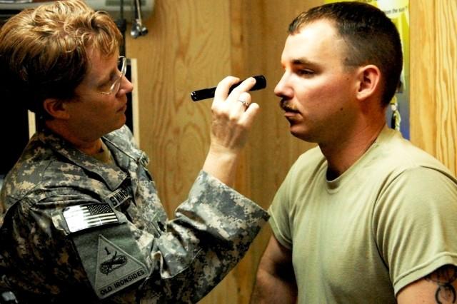 Neurologist Brings Important Skills to Iraq