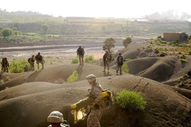 Afghan Terrain