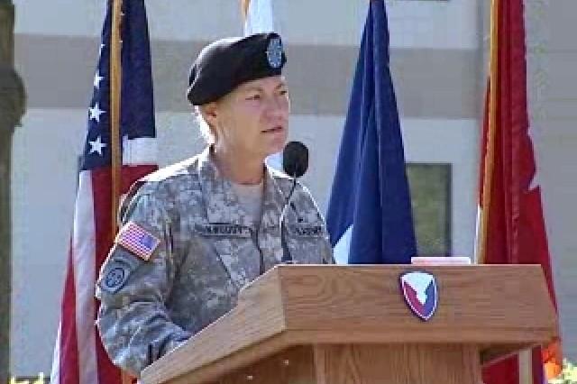 Lt. Gen. Ann E. Dunwoody.