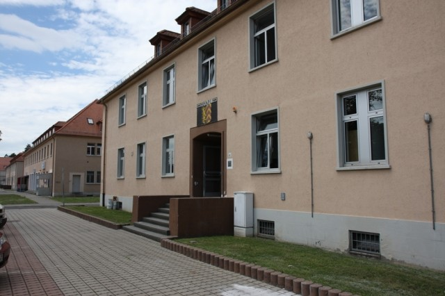 Soldiers new to U.S. Army Garrison Wiesbaden, Germany, or those returning from deployment have already moved into newly renovated barracks on Wiesbaden Army Airfield. The quality of the new living conditions, officials say, will match the sacrifice Soldiers are making for the nation.