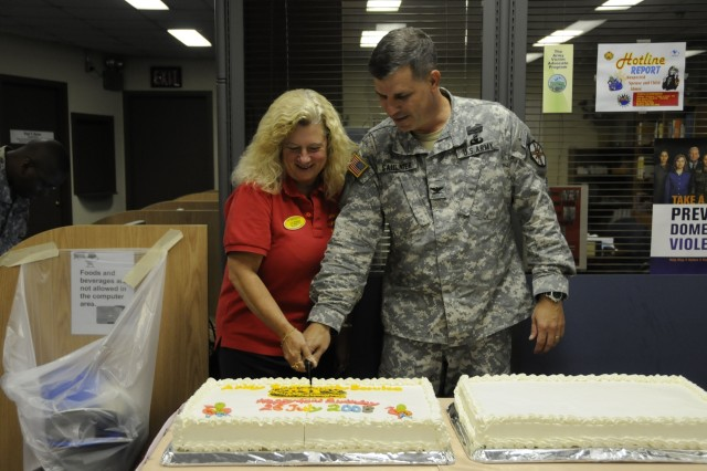 Army Community Service open house celebrates 43 years of dedicated service