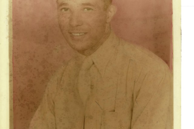 Sgt. George E. Harris Sr.