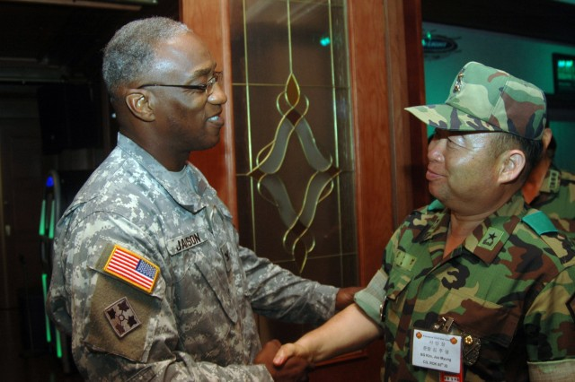 USAG-Red Cloud strengthens alliance with Korea's 65th Division