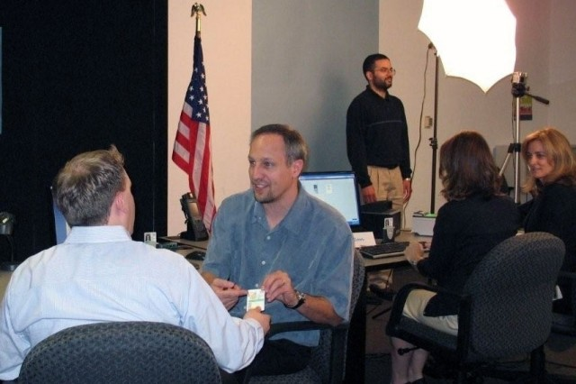 AMC pilot program identifies, tracks contractors
