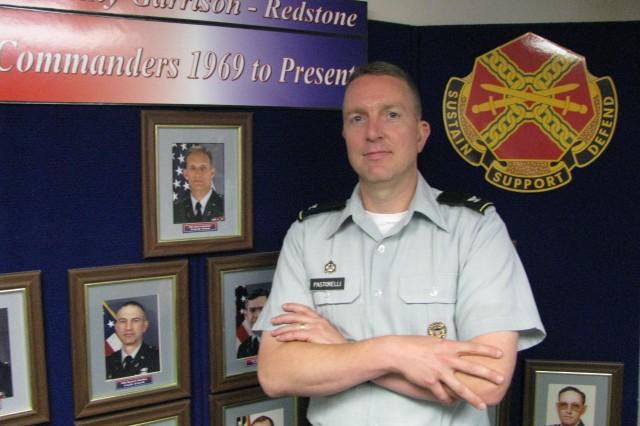Garrison commander Col. Bob Pastorelli on July 29 succeeded Col. John Olshefski, who retired.