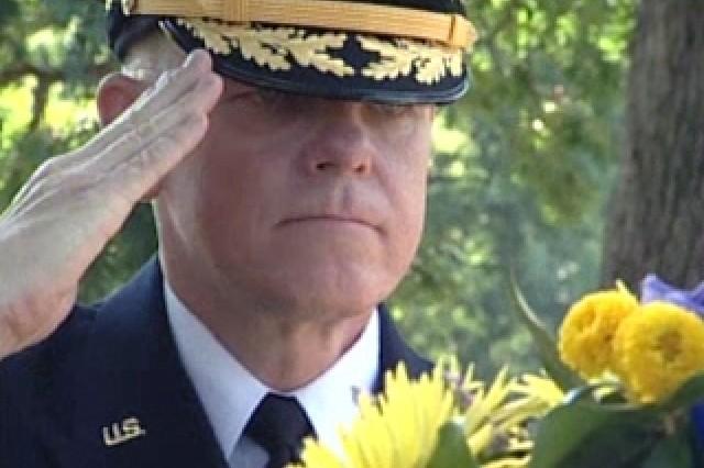 Chaplain (Maj. Gen.) Doug Carver