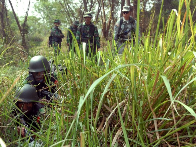 Pacific partnership produces Indonesian Army's first WLC