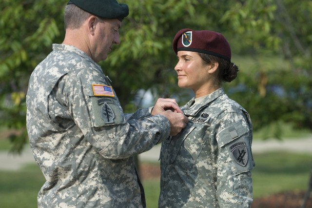 Civil Affairs Soldier wins the Superior Honor award from the ...