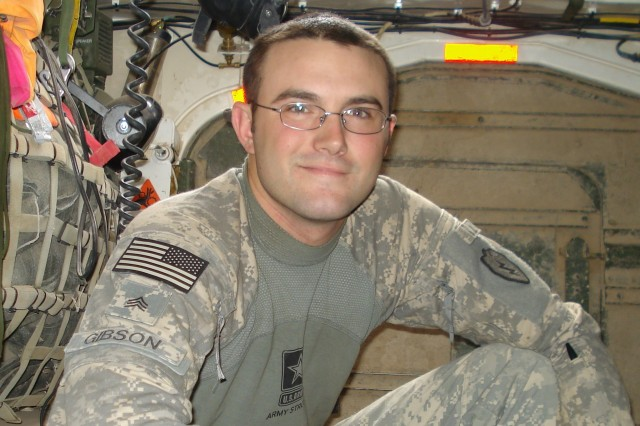 Sgt. Kenneth Gibson