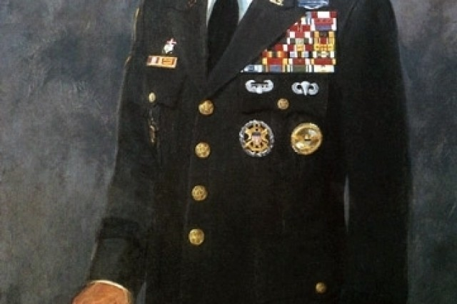 Gen. John A. Wickham Jr., Army Chief of Staff from 1983-1987