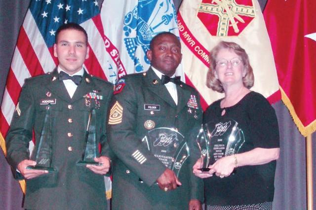 Army honors Fort Rucker BOSS program