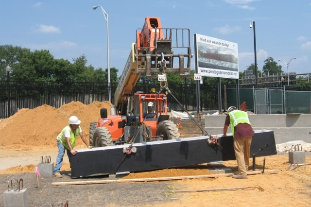 Pentagon Memorial Project