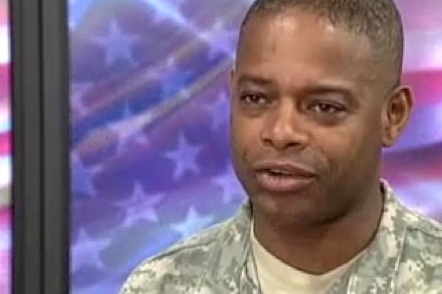 Brig. Gen. Reuben Jones, Adjutant General of the Army.