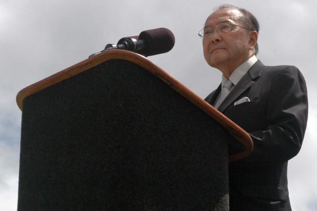 Hawaii Senator Inouye Awarded National Honor