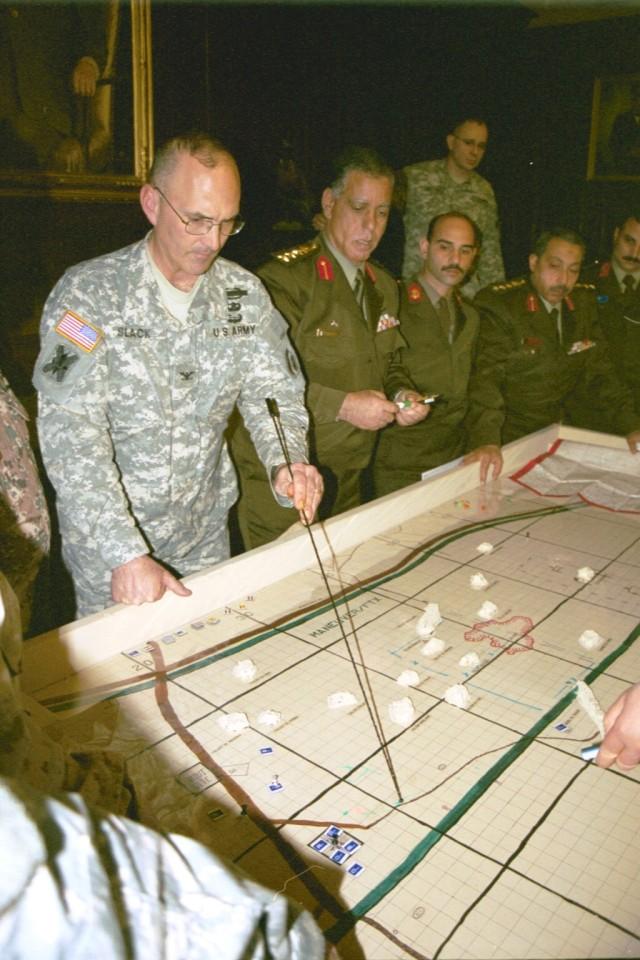 History of Military gaming