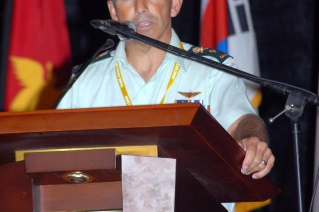 PAMS XXXII -  Pacific Armies managment Seminar