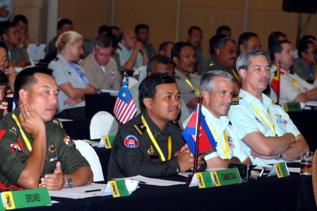 Pacific Armies Management Seminar (PAMS) XXXII