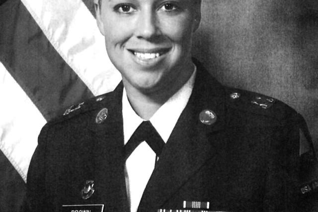 Staff Sgt. Dawna N. Brown