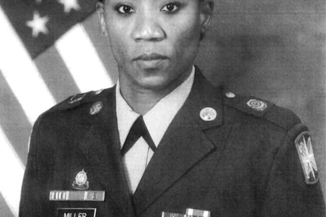 Staff Sgt. Stephanie D. Miller