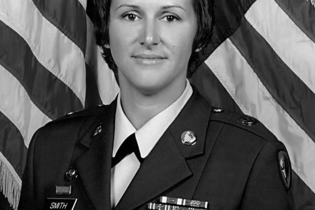 Sgt. 1st Class Michelle R. Smith