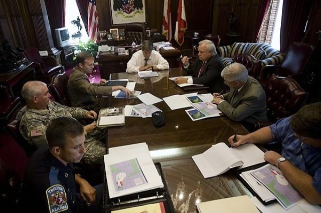 National Guard, NorthCom prepare for Gustav response