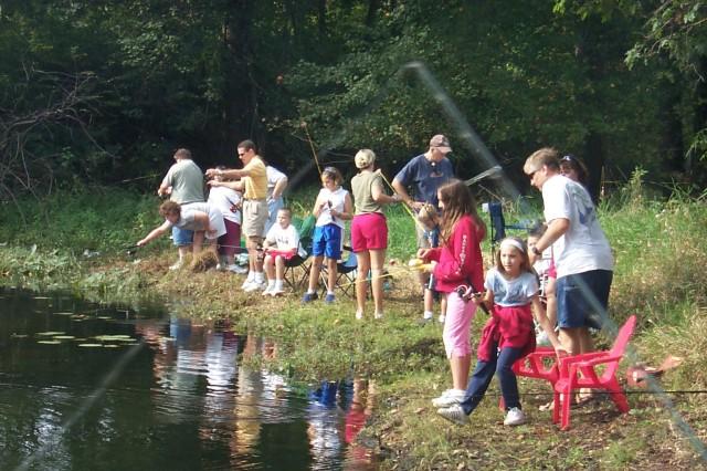 Picatinny celebrating National Hunting, Fishing Day Sept. 13