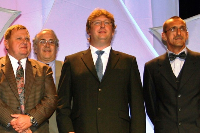Bamberg team wins Army energy management award