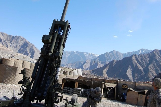 Picatinny's GPS-guided Excalibur artillery round deemed 'amazingly accurate' by troops