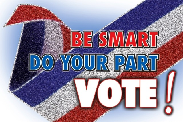 Be Smart and Vote