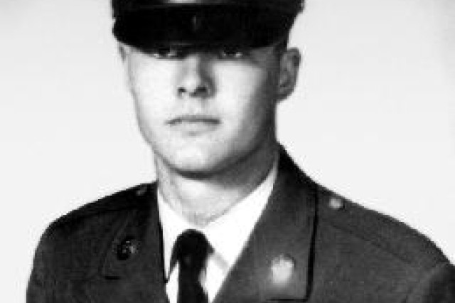 Sgt. William Seay was posthumously awarded the Congressional Medal of Honor for his courageous actions in combat during an ambush near Ap Nhi, Republic of Vietnam in 1968.