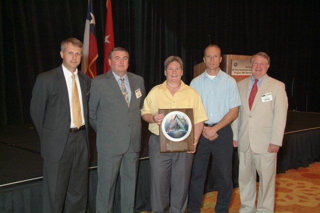 JMTC Range Program Receives Army's Top Award for Management