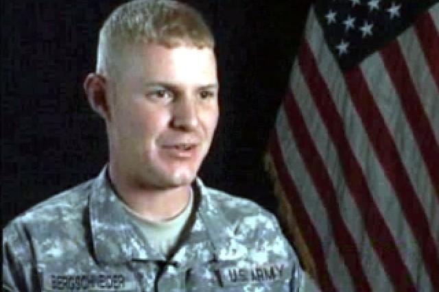Sgt. Ryan Bergschneider