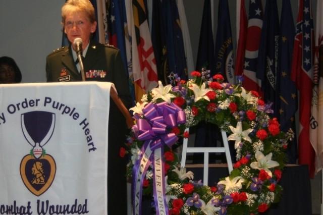 Maj. Gen. Deborah C. Wheeling