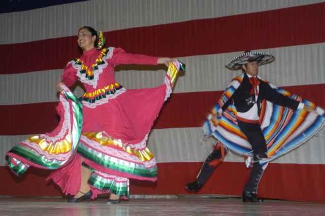 Fort Bliss Hispanic Heritage Month celebration