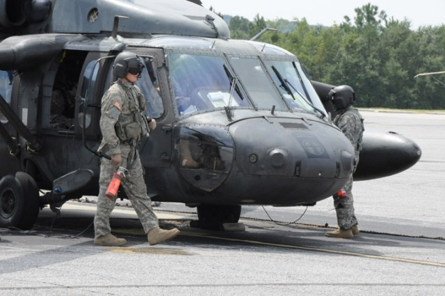 82nd Airborne stages to aid Ike-stricken states