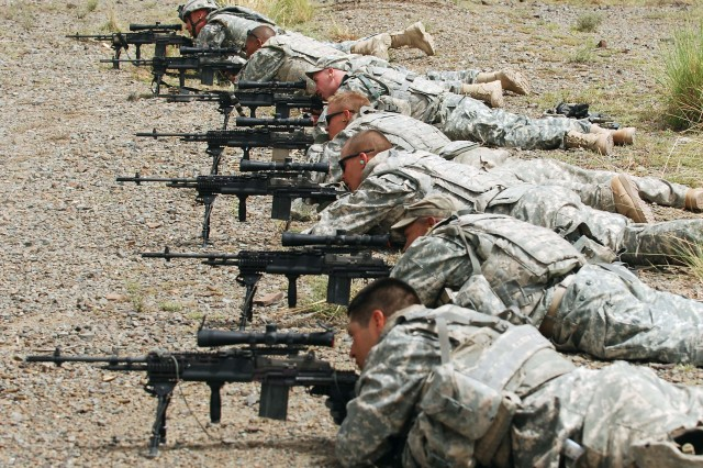 Classes on new M14 take precision marksmanship to new levels