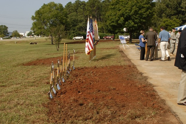 Groundbreaking ceremony official site.